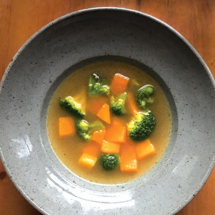 Frozen Vegetable Soup