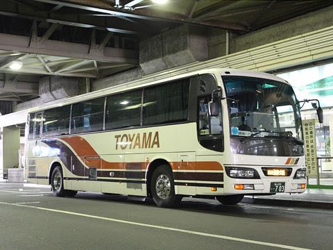 富山地方鉄道「大阪・京都~富山線」 ・703