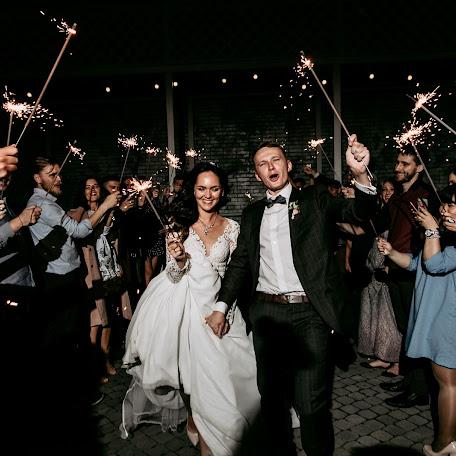 Свадебный фотограф Виталий Ушаков (ushakovitalii). Фотография от 30.10.2017