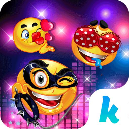 Adult Emoji Stickers for Chatting (Add Stickers) 120 Apk