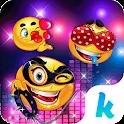 Adult Emoji for Kika Keyboard icon