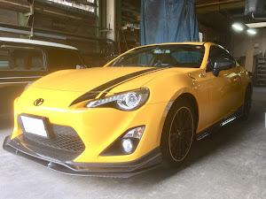 86 ZN6 GT Yellow Limitedのエアロのカスタム事例画像 Taccさんの2018年05月03日16:53の投稿