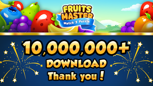 Fruits Master : Fruits Match 3 Puzzle 1.1.9 screenshots 1