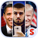 Face scanner: Elections 2016 icon