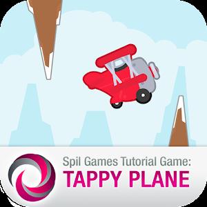 Tappy Plane: Spilgames Example