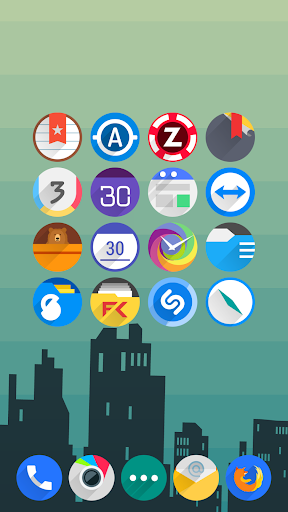 Yitax - Icon Pack screenshots 3