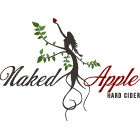Logo of Naked Apple Hard Cider Blackberry Gold