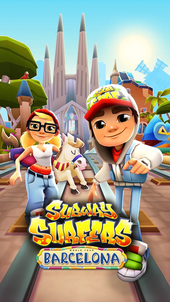Subway Surfers Screenshot 16