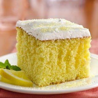 Lemonade Party Cake