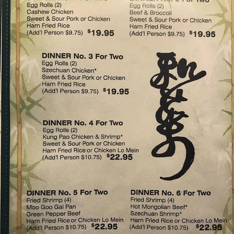 David S Kitchen Chinese Restaurant In Salt Lake City