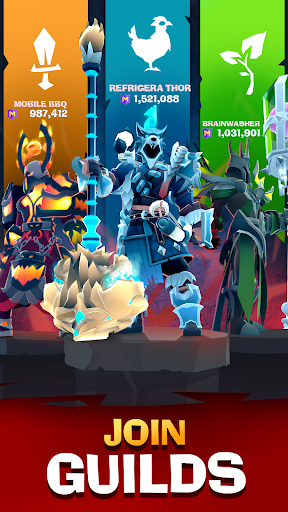 The Mighty Quest for Epic Loot apkdebit screenshots 6