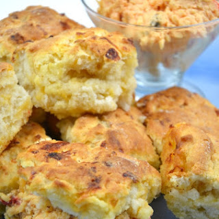 Easy Palmetto Cheese Biscuits