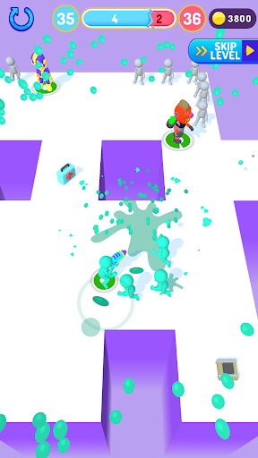 Paint Brawl 3D 0.8 screenshots 3