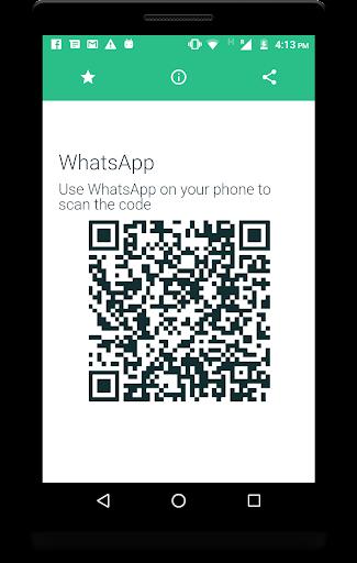 whatsapp web escaner