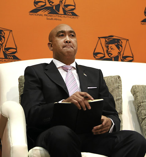 Hot seat: National Director of Public Prosecutions Shaun Abrahams may soon be out of a job if the High Court in Pretoria decides that his predecessor was illegally removed. Picture: SUPPLIED