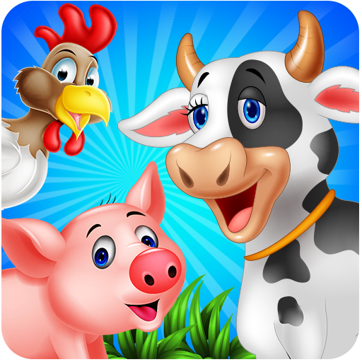Farm Animals For Toddler (game)