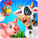 Farm Animals For Toddler icon