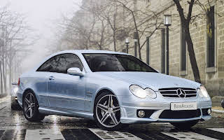 Mercedes-Benz Clk 63 Amg Rent Madrid