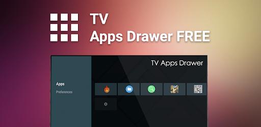 TV Apps Drawer Free » Download APK » 1 0 4