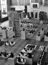 Photo: wystawa końcoworoczna prac uczniów