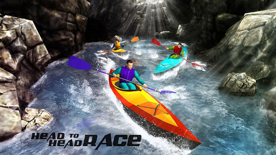 Raft Survival Race Game 3D APK for Bluestacks