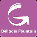 Bellagio Fountain Vegas Tour icon