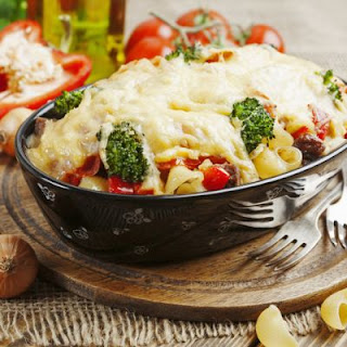 Light And Delightful Pasta Bake