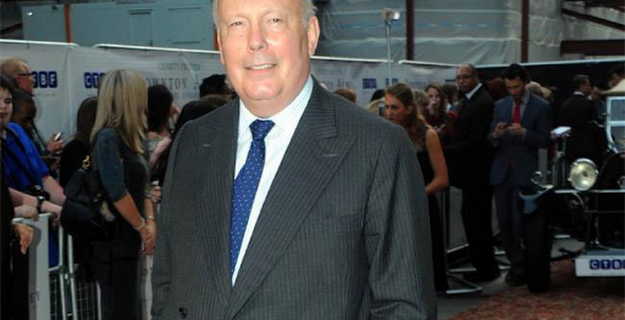 Julian Fellowes has worked on Downton Abbey script