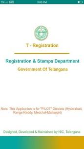 T-Registration 1.0.16 (MOD + APK) Download 1