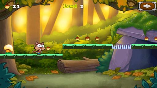 Jungle Squirrel Runner