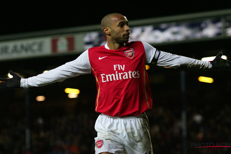 Henry Thierry 2004 arsenal