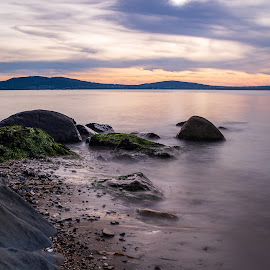Sea and sky by Danny Charge - Landscapes Waterscapes