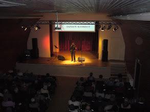 Photo: Koncert w sali Domu Kultury.