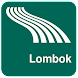 Lombok Map offline