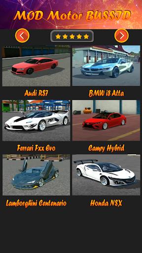 Mod Motor Bussid 1.7 Screenshots 6