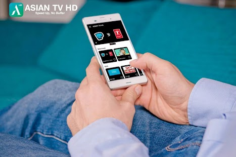 ASIAN TV HD - Watch TV without Buffering Screenshot