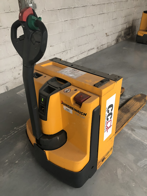 Picture of a JUNGHEINRICH EJE C20