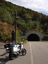 Photo: 権兵衛トンネルで、木曽谷から伊那谷へ移ります。(お昼頃)