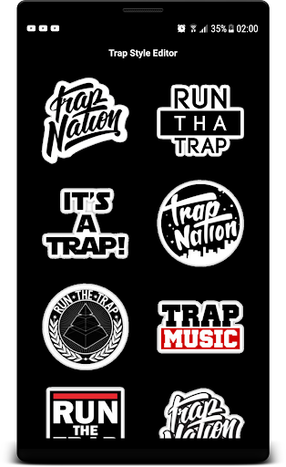 Download Trap Stickers Photo Editor Trap Quotes Google Play