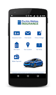 Curtis Helms Insurance Agency- screenshot thumbnail
