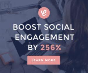 Claudia Social Media - Medium Rectangle Ad template