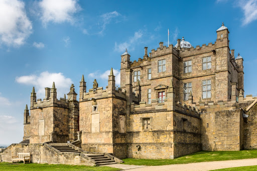 Little Castle at Bolsover Castle