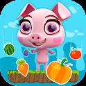 Piggy Jump: Fun Adventure Game icon