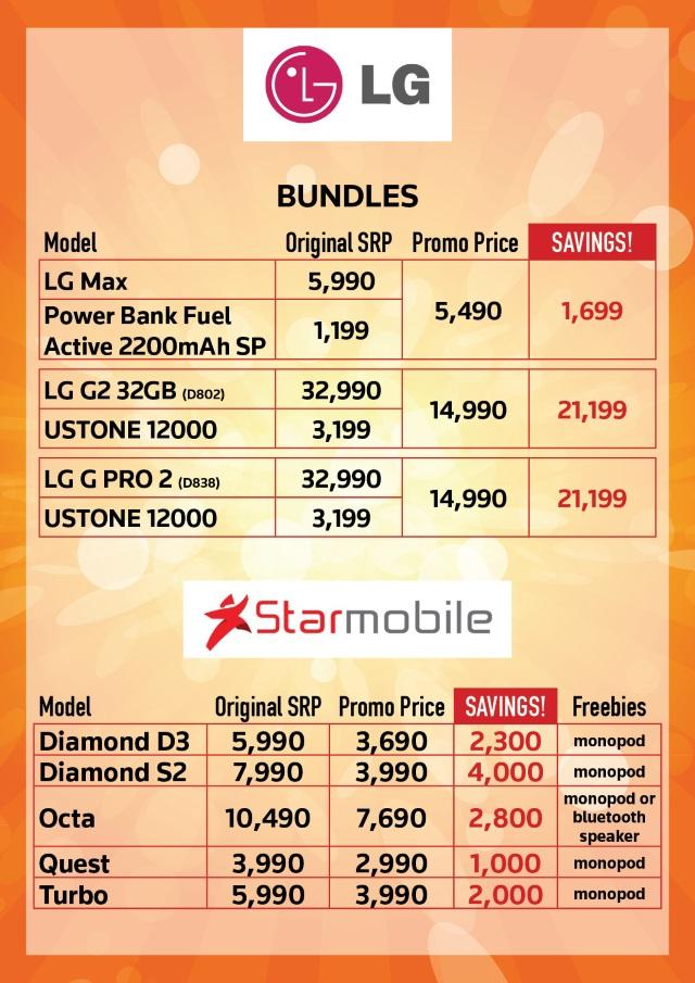 TechBox Philippines Mega Warehouse Sale 2015 Price List