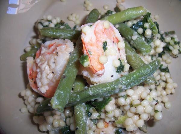 Chicken, Shrimp & Veggies For Recipe 2