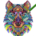 Adult Coloring Book FREE 2019 👩🎨 by ColorWolf 610