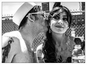 Photo: 2014 Coney Island Mermaid Parade  www.leannestaples.com #NewYorkCity #ConeyIsland #MermaidParade #streetphotography