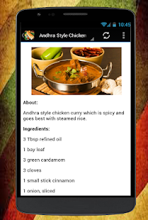 South indian recipes apps on google play screenshot image forumfinder Image collections