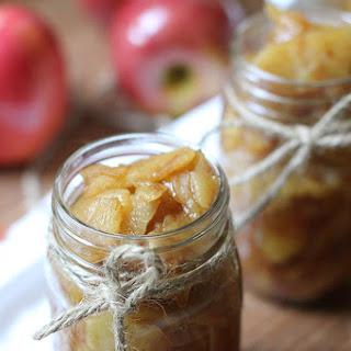 Chunky Cinnamon Applesauce Recipe