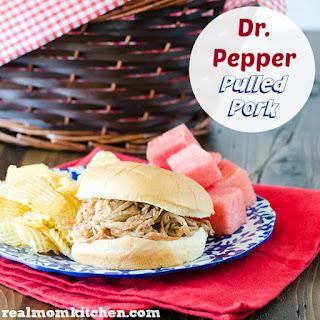 Dr Pepper Pulled Pork.